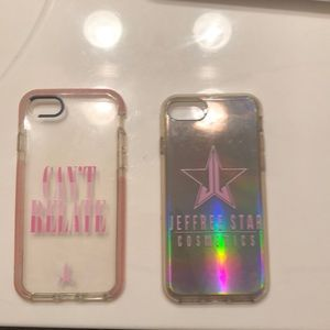 Jeffree Star iPhone 8 cases